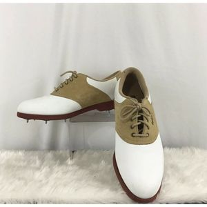 FootJoy SoftJoy Golf Shoes Cleats Women's US 9M